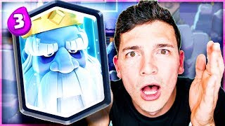WHAT IS THIS?! CLASH ROYALE