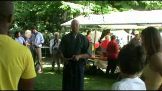 Kennismakingsworkshop Iaido.
