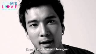 Tob cares about Gay men - Safe Sex Condom Use Promotional Viral YouTube Video Thailand