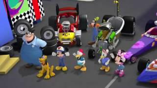 Mickey and the Roadster Racers: Ready, Set, Go! DVD   Disney Junior