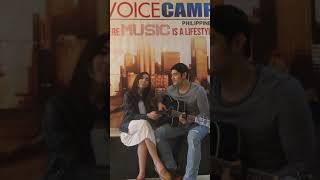 Say you won't let go (Jeric Gonzales and Kyline Alcantara cover)