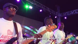 God is working (Live video) - Akesse Brempong