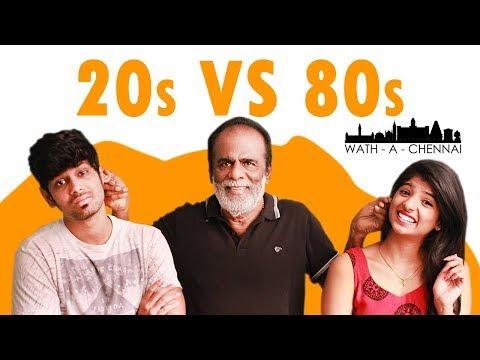 20s vs 80s WAC