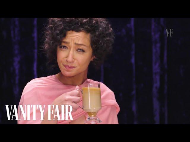 Ruth Negga Shows You How to Make an Irish Coffee   Vanity Fair