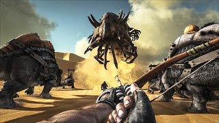 ARK: Scorched Earth Expansion Pack!