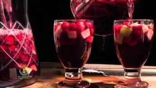 How to make sangria Puerto Rican style.
