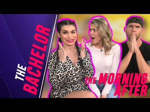 The Bachelor Ashley I. Chris Randone & Krystal Nielson React To Hannah B s Bachelorette News