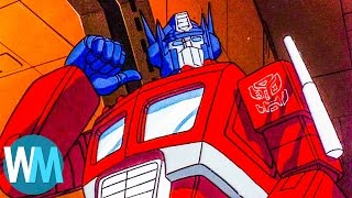 Top 10 Best Transformers Series