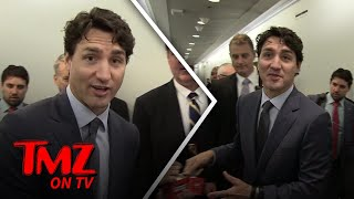Justin Trudeau Has A Great Butt! | TMZ TV