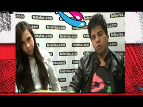 Videochat Adri y Roque pt.1
