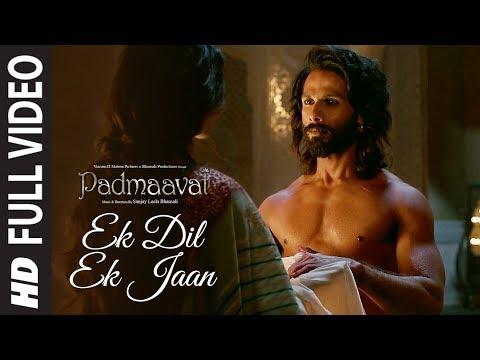 Xxx Mp4 Full Video Ek Dil Ek Jaan Padmaavat Deepika Padukone Shahid Kapoor Sanjay Leela Bhansali 3gp Sex