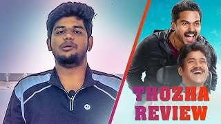 Thozha Review by Behindwoods