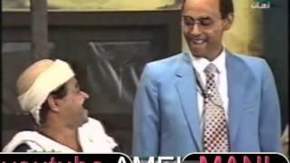الممثل أحمد بدير ـــ والمشهد الأطرف من الصعايدة وصلوا