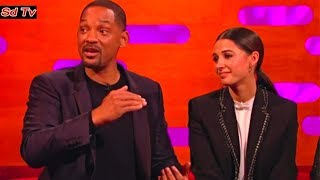 FULL Graham Norton Show 10/5/2019 Will Smith, Naomi Scott, Kevin Hart, Octavia Spencer