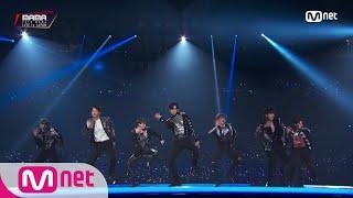 MONSTA X(WONHO, KIHYUN, MINHYUK, IM) & GOT7(JB, YUGYEOM, JINYOUNG)_FANTASTIC BABY / BIGBANG│2018 MAM