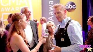 Rory Feek updates us on his daughter & Joey Feek's legacy at the CMAs