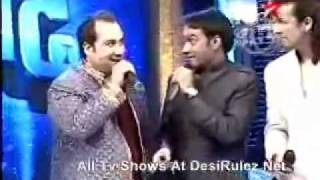 Rahat Fateh Ali Khan & Master Saleem -HQ  Best video