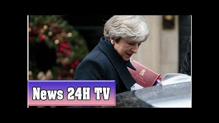 Theresa may could have just escaped another humiliating brexit defeat | News 24H TV