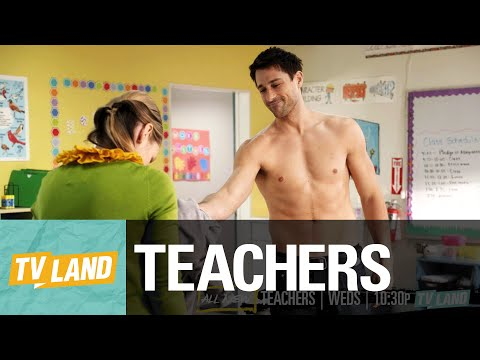 Xxx Mp4 Parent Teacher Conference Hot Dad Saves Picture Day Teachers On TV Land 3gp Sex