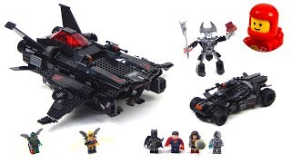 Lego DC Comics Super Heroes 76087 Flying Fox: Batmobile Airlift Attack Lego Speed Build