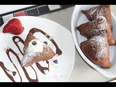 Xxx Mp4 Chocolate Samosa Sweet Dessert Recipe By Bhavna 3gp Sex