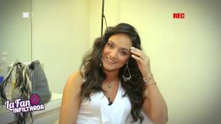 Ana Lorena (Sofia) - Revela como es trabajar con Aaron Diaz (Arturo) y Kimberly Dos Ramos (Irina)