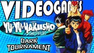 VIDEOGAMES! Yu Yu Hakusho: Dark Tournament - Dublado é melhor