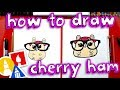 How To Draw An LOL Surprise Pet Cherry Ham + We Open A Real One!