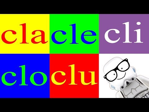 Xxx Mp4 Aprender A Leer 47 – Sílabas Cla Cle Cli Clo Clu – Letras C Y L – Canal Block 6 3gp Sex