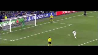 ●UCL FINALS!● Penalty shootouts 2015/2016  real madrid vs athletico madrid  penalties (5-4)