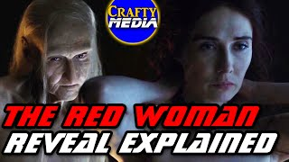 The Red Woman Reveal Explained [SPOILERS]! Game of Thrones Season 6