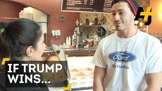 What Would You Do If Donald Trump Wins? We Asked Dearborn Residents
