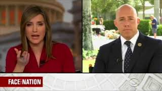 Face The Nation: Rep. Mast Calls For Immediate, Temporary Ban on AR-15 Purchases