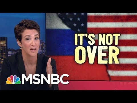 Russia Still Helping Donald Trump, Hacked Mail Story Suggests | Rachel Maddow | MSNBC