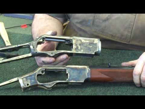 Gunsmithing Winchester Model 1873 & 1876 .45 Colt Gunworks