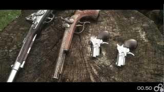 Pirate Pistols OneMinOfLARP 1