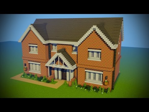 BUILDING MY NEW HOUSE IN MINECRAFT