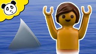 ⭕ Bob der Bademeister - Kind wird vom Hai angegriffen 😱 Playmobil Film