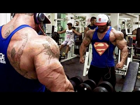 BODYBUILDING MOTIVATION - Harder, Better, Faster, Stronger