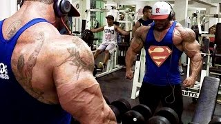 BODYBUILDING MOTIVATION - Harder, Better, Faster, Stronger