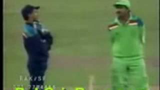 Funny Cricket Scene