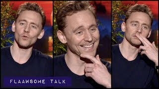 The real reason TOM HIDDLESTON finally joined INSTAGRAM and how he remembers EVERYTHING you tell him