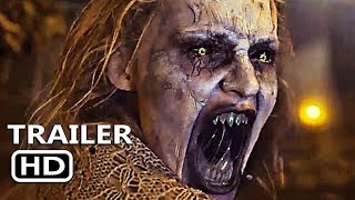 THE MERMAID: LAKE OF THE DEAD Official Trailer (2018) Horror Movie