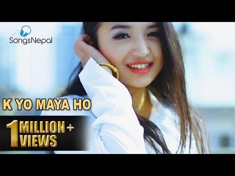 Xxx Mp4 K Yo Maya Ho Shahiel Khadka Ft Alisha Rai New Nepali Pop Song 2017 3gp Sex