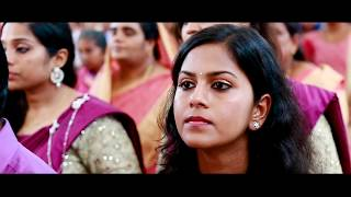 Kerala Christian Wedding Highlights | Popson  and Neethu