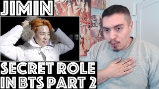JIMIN Secret Role In BTS REACTION PART 2