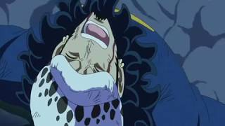One Piece: Ruffy vs Law (Gersub)
