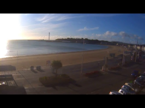 Weymouth Beach B&B webcam
