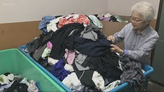 Clothing drive to benefit Lents neighbors