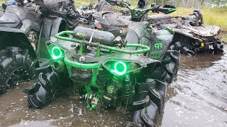 Best Of - Atv offroad smash and dash